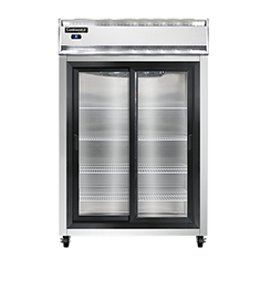Dispaly Refrigerators Sliding Glass Doors | Reach In | Continental  Refrigerator